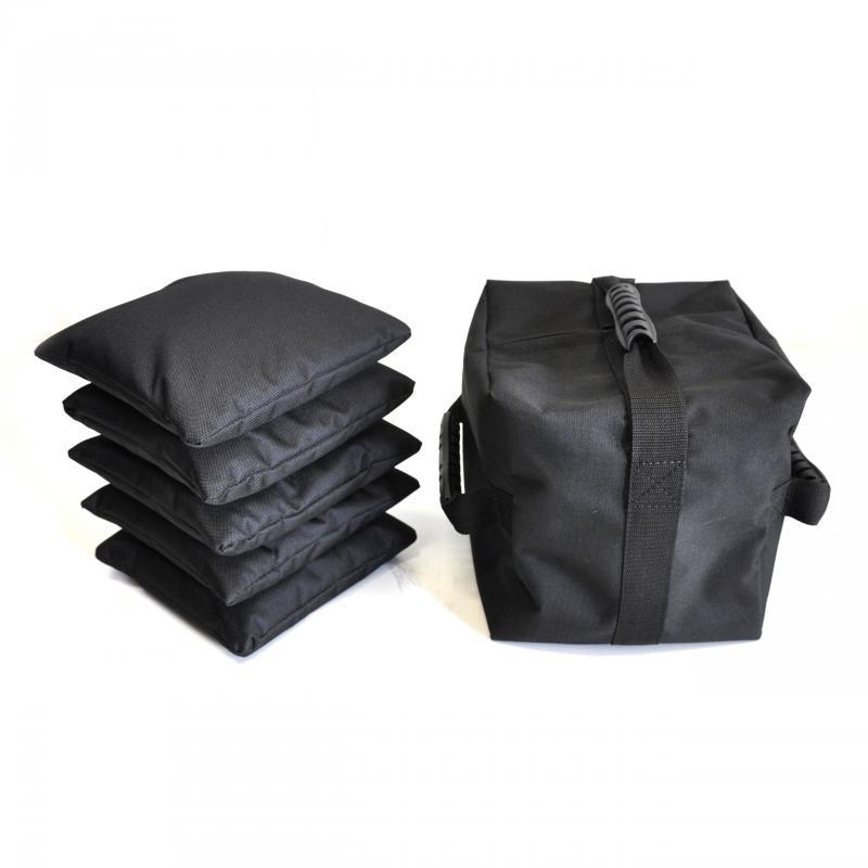 Sandbag Cube