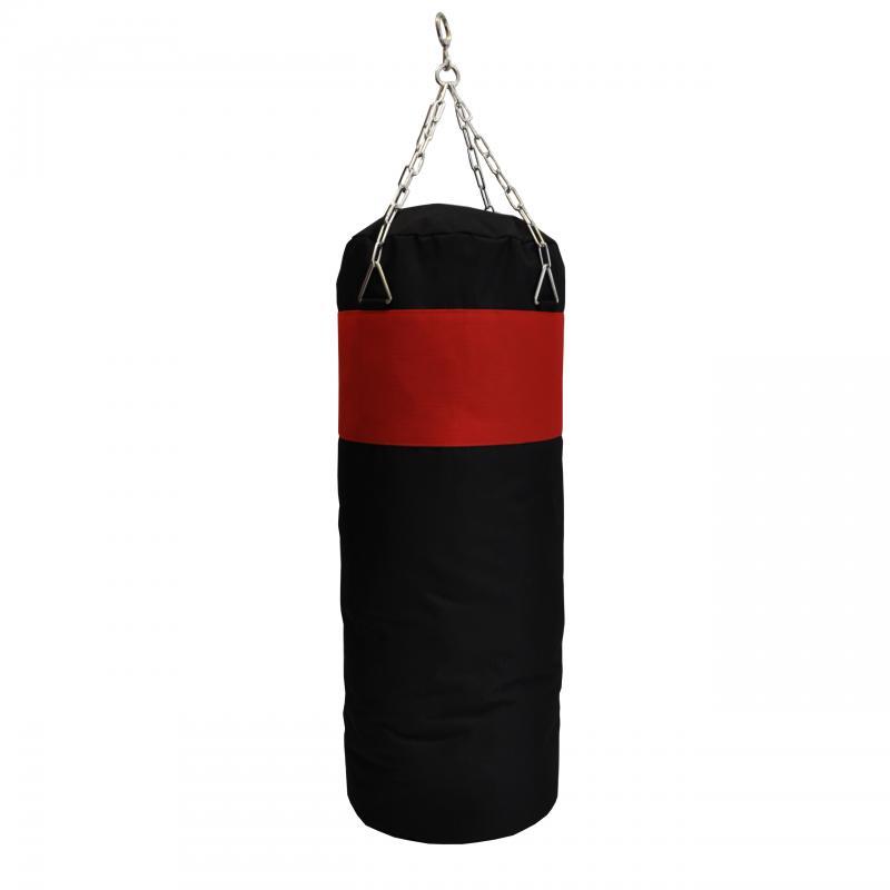 Worek bokserski 90 x 35 na łańcuchach bez wypełnienia