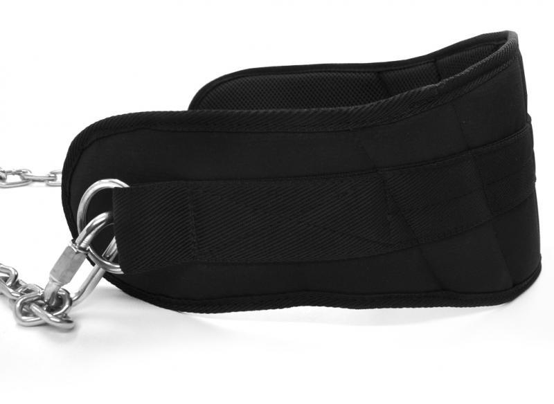 3d-PRO Dip Belt Pas obciążeniowy + Pokrowiec