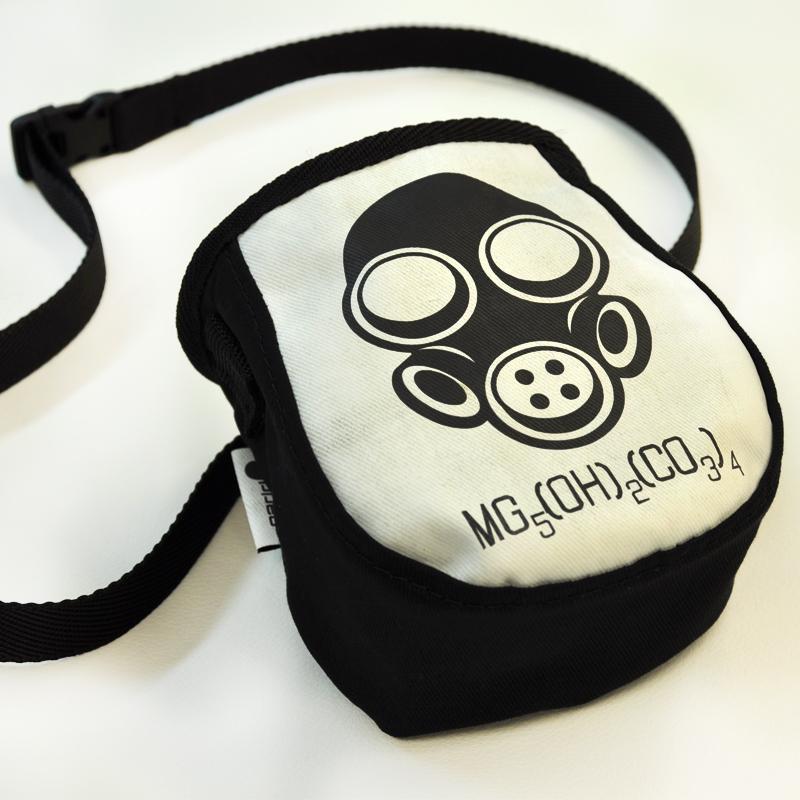 """Woreczek na magnezję """"Gas Mask"""""""