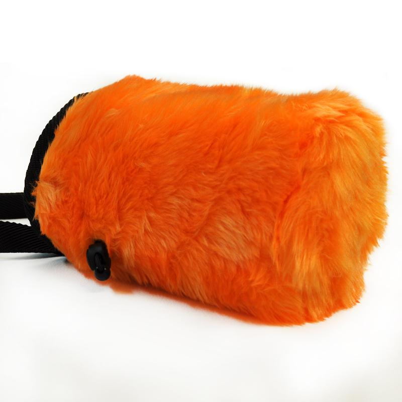 "Worek na magnezję ""Orange Fur"""