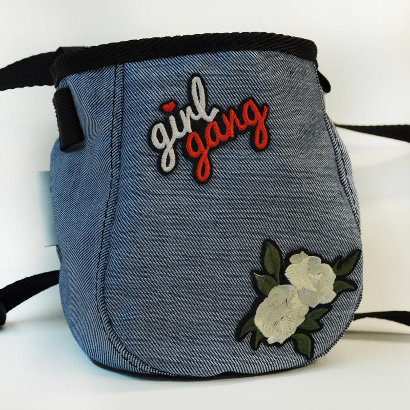Worek na magnezję Girl Gang