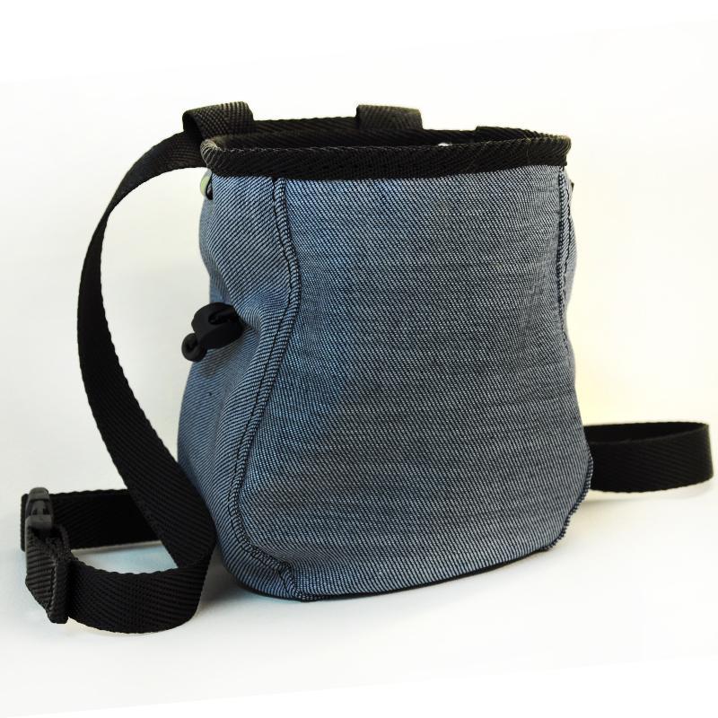 Worek na magnezję Jeans Jasny